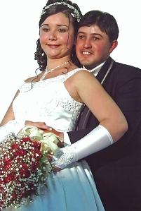 Casamento do meu sobrinho Fabrício - João Monlevade/MG